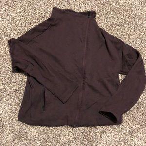Maroon Adidas Bomber Jacket